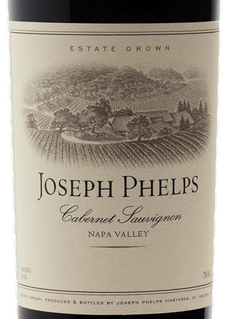 Joseph Phelps Cabernet Sauvignon Napa Valley 2018