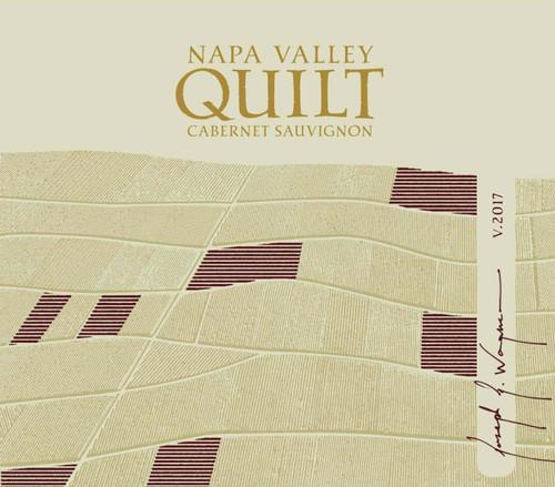 Quilt Cabernet Sauvignon Napa Valley 2017 375ml