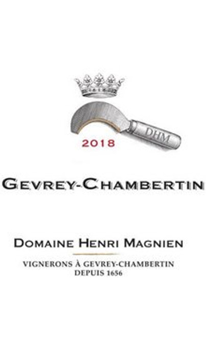 Magnien/Henri Gevrey-Chambertin 2018