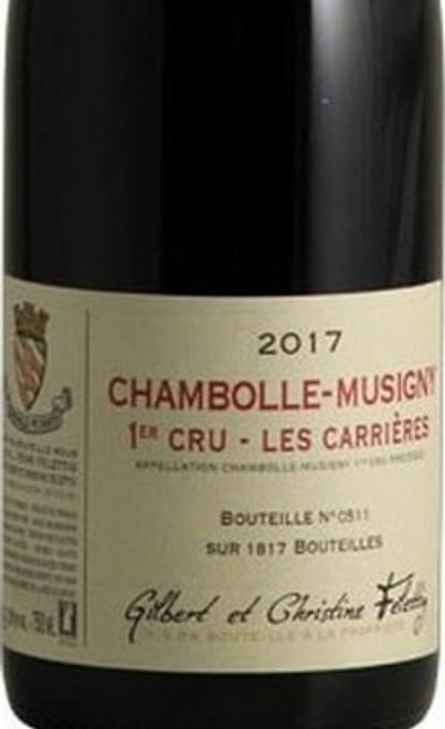 Felettig Chambolle-Musigny 1er cru Les Carrières 2017 1.5L