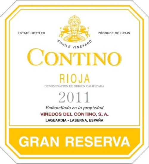 Contino (Cune) Rioja Gran Reserva 2011