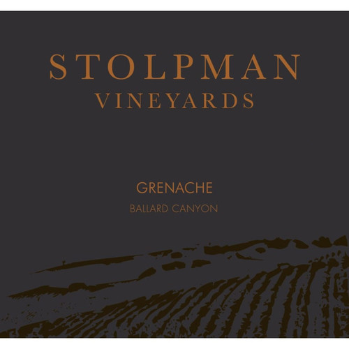 Stolpman Grenache Ballard Canyon Estate 2018