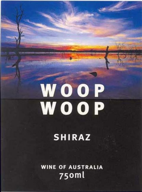 Woop Woop Shiraz South Eastern Australia 2018