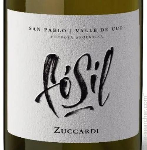 Zuccardi Chardonnay Uco Valley San Pablo Fósil 2019