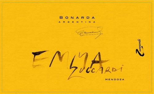 Zuccardi Bonarda Uco Valley Emma 2018