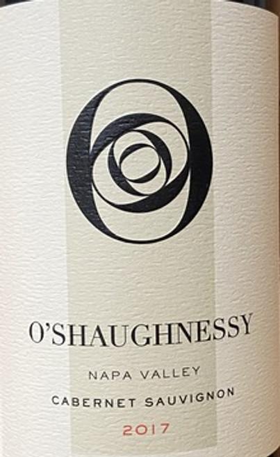 O'Shaughnessy Cabernet Sauvignon Napa Valley 2017
