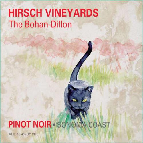 Hirsch Pinot Noir Sonoma Coast The Bohan-Dillon 2018