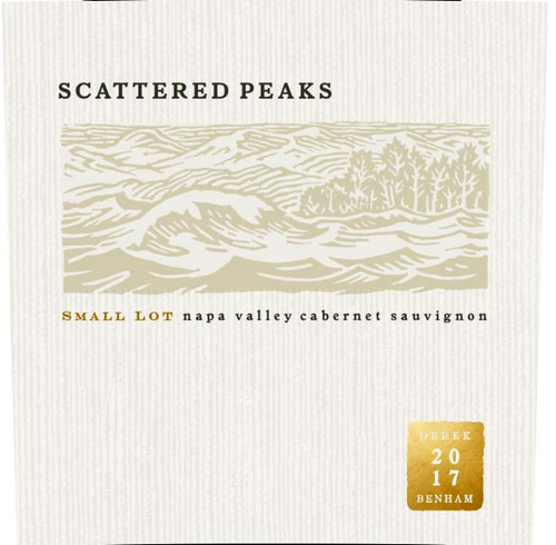 Scattered Peaks Cabernet Sauvignon Napa Valley Small Lot 2017