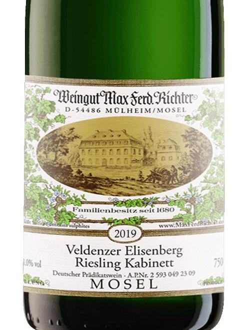 Richter/Max-Ferd. Riesling Kabinett Veldenzer Elisenberg 2019