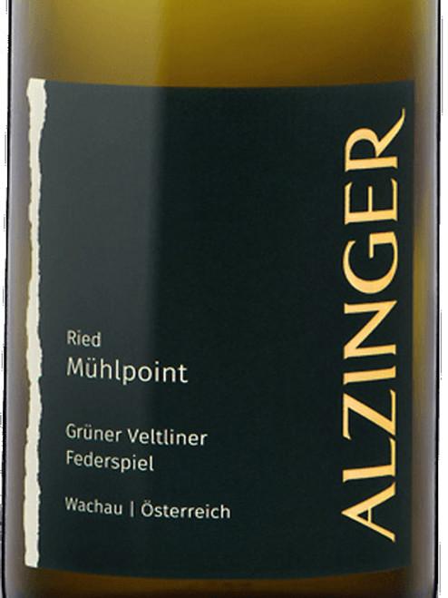 Alzinger Grüner Veltliner Wachau Federspiel Mühlpoint 2019