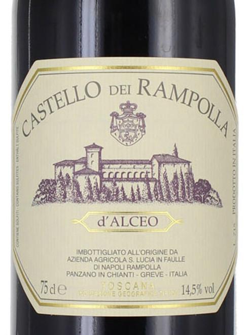 Castello dei Rampolla Toscana Vigna d'Alceo 2012