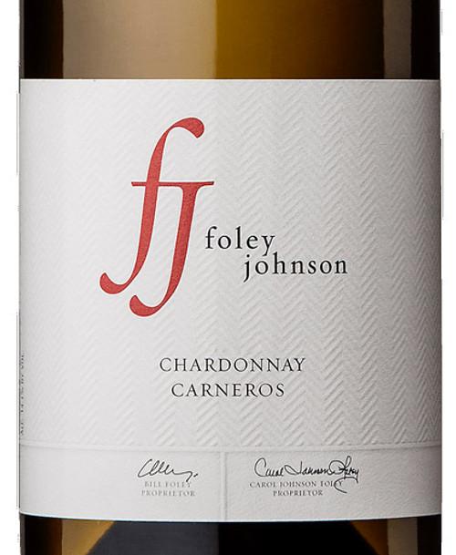 Foley Johnson Chardonnay Carneros 2018
