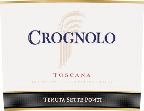Sette Ponti Toscana Crognolo 2018