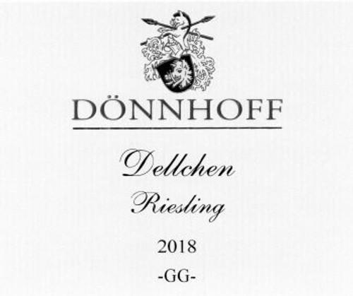Dönnhoff Riesling Norheimer Dellchen Grosses Gewächs 2018