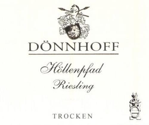 Dönnhoff Riesling Roxheimer Höllenpfad Trocken 2018