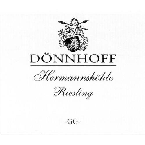 Dönnhoff Riesling Niederhäuser Hermannshöhle Grosses Gewächs 2018 1.5L