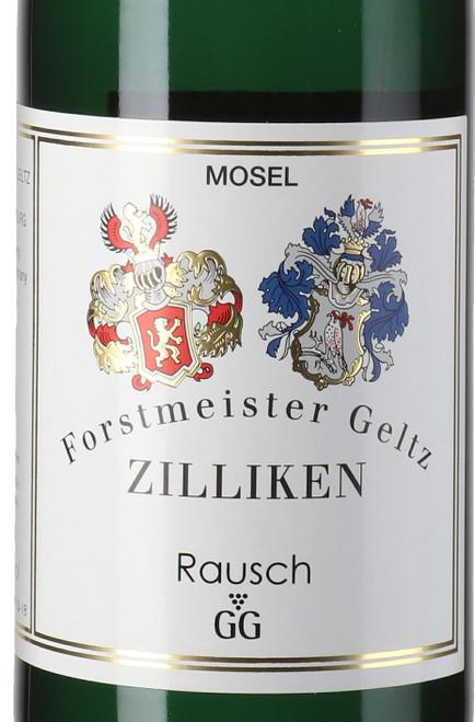 Zilliken Riesling Saarburger Rausch Grosses Gewächs 2018