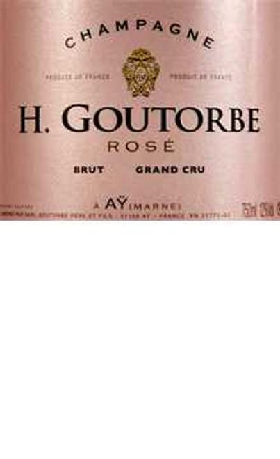 Goutorbe Brut Rosé Champagne NV