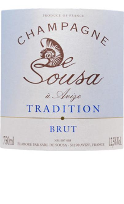 de Sousa Brut Champagne Tradition NV