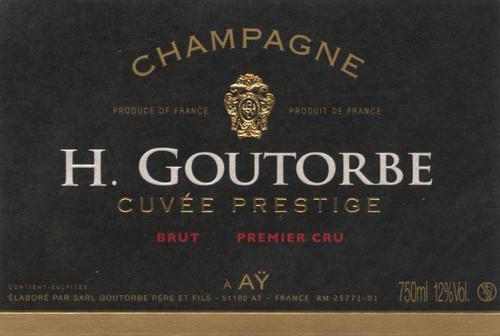 Goutorbe Brut Champagne Prestige NV