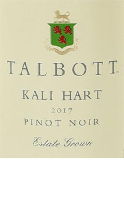 Kali Hart (Talbott) Pinot Noir Monterey County Estate 2017