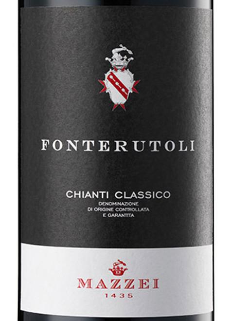 Mazzei-Castello di Fonterutoli Chianti Classico 2018