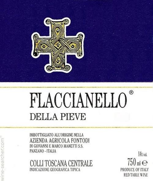 Fontodi Flaccianello della Pieve 2017 1.5L