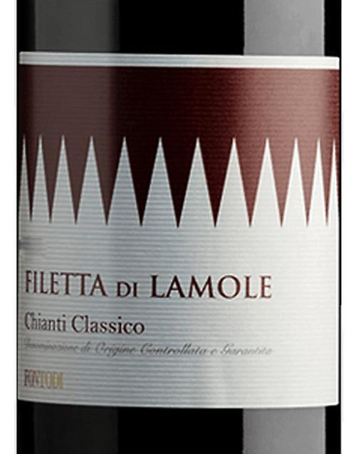 Fontodi Chianti Classico Filetta di Lamole 2017
