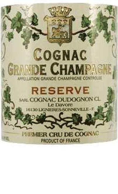 Dudognon Réserve Grande Champagne Cognac