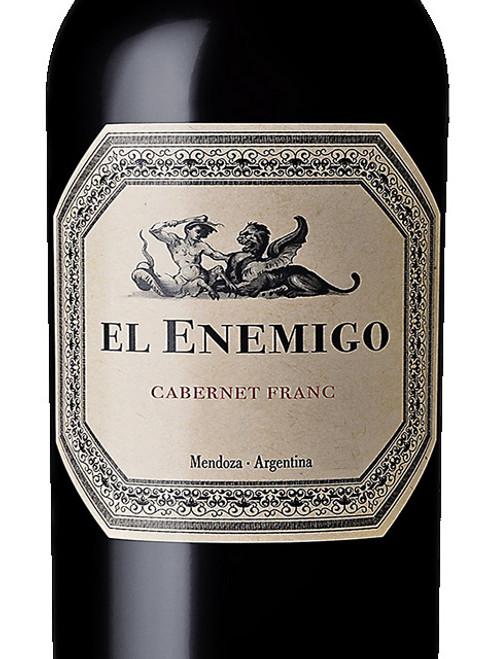 Aleanna Cabernet Franc El Enemigo 2017