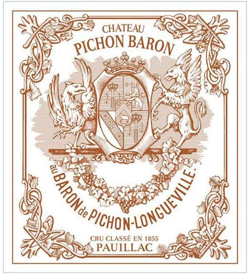 Pichon-Longueville-Baron Pauillac 2015