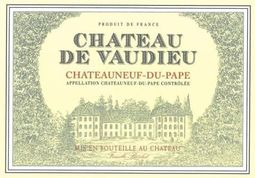 Vaudieu Châteauneuf-du-Pape 2016