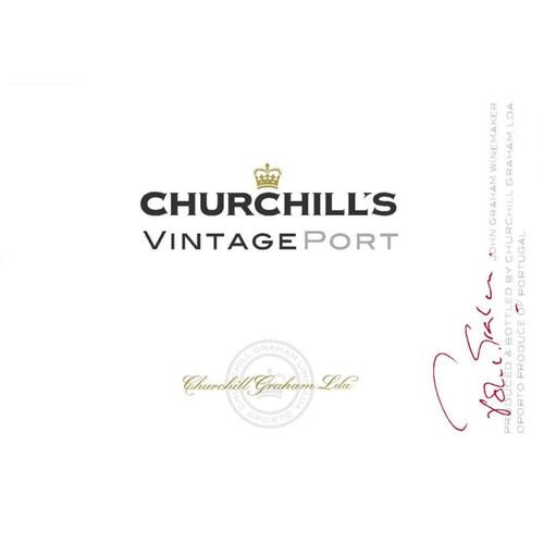 Churchill Vintage Port 2011
