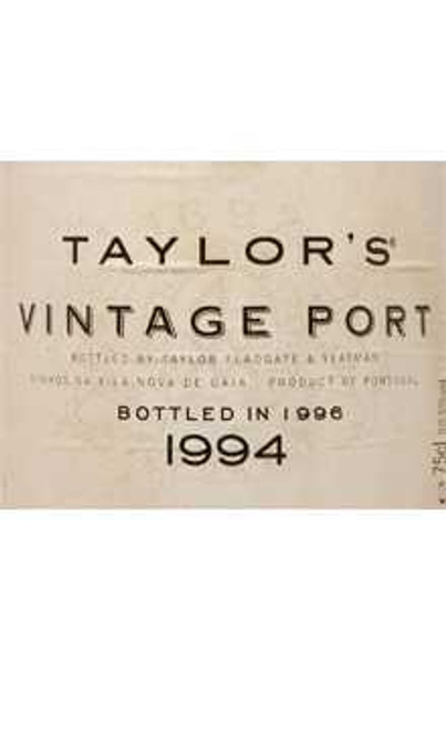 Taylor Fladgate Vintage Port 1994