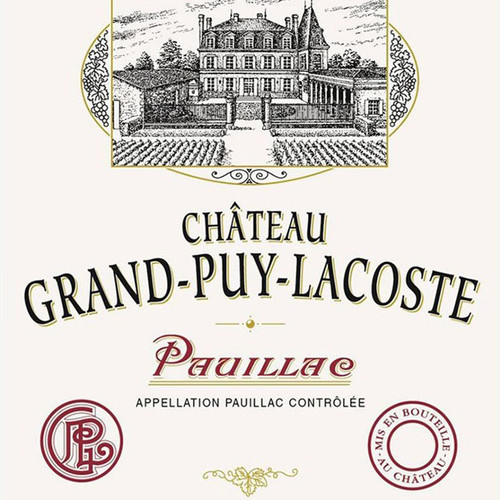 Grand-Puy-Lacoste Pauillac 2016