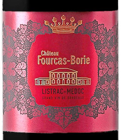 Fourcas-Borie Listrac-Médoc 2015