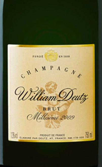 Deutz Brut Champagne Cuvée William Deutz 2009 1.5L