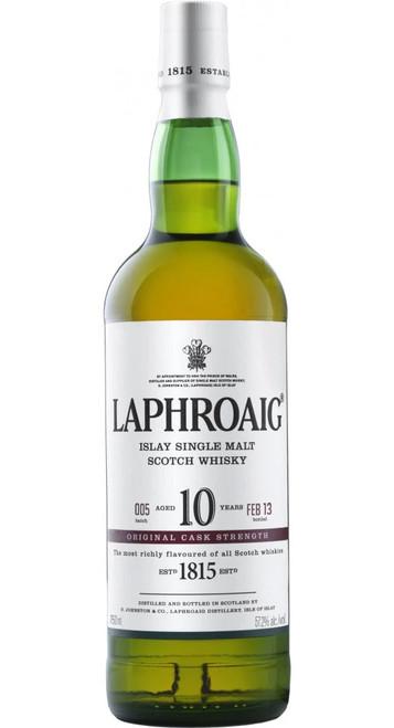Laphroiag 10 Year Old Islay Single Malt Scotch Whisky