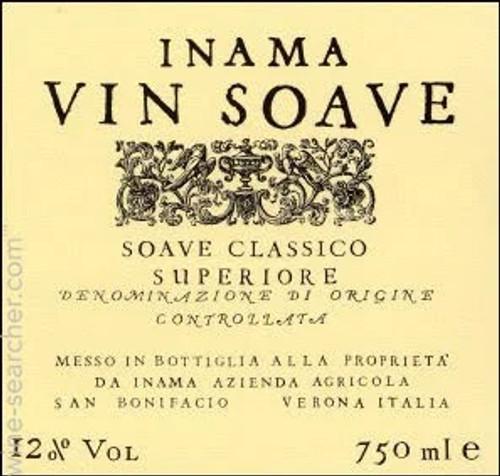 Inama Soave Classico Vin Soave 2019