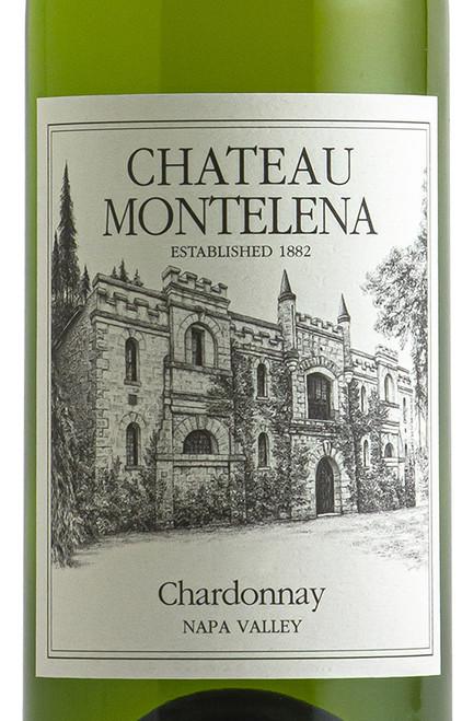 Montelena Chardonnay Napa Valley 2018