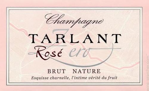 Tarlant Brut Nature Rosé Champagne Zero NV