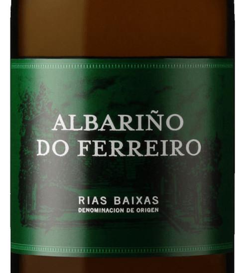 Do Ferreiro (Mendez) Albariño Rías Baixas 2018