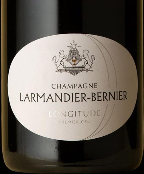 Larmandier-Bernier Extra Brut Blanc de Blancs Champagne Longitude NV