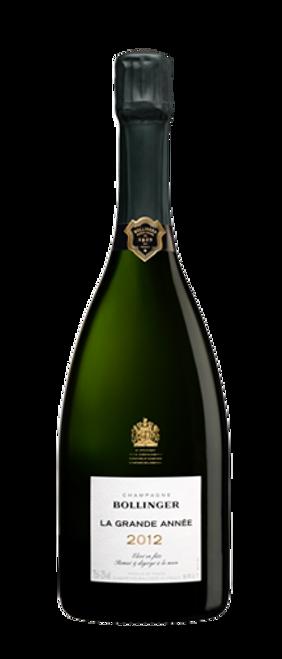 Bollinger Brut Champagne La Grande Année 2012