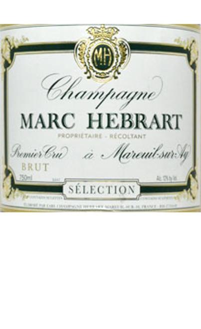 Hébrart Brut Champagne Sélection Premier Cru NV