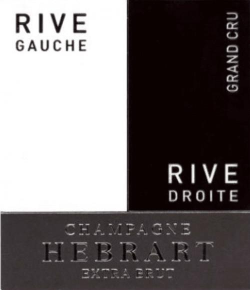 Hébrart Extra Brut Rive Gauche Rive Droite Grand Cru 2013