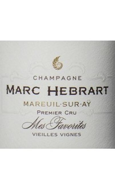 Hébrart Brut Champagne 1er Cru Mes Favorites Vieilles Vignes NV