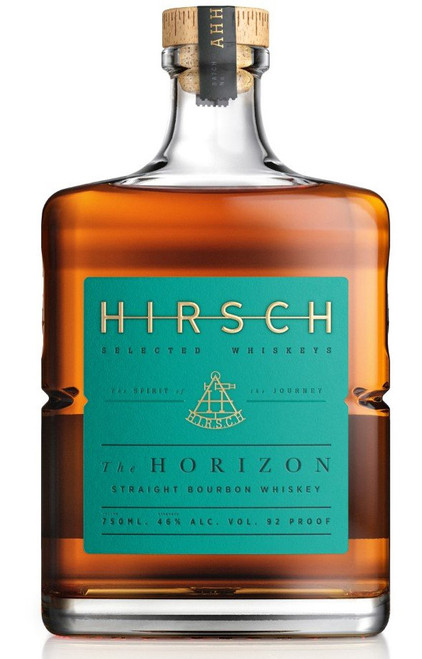 Hirsch Bourbon Whiskey The Horizon