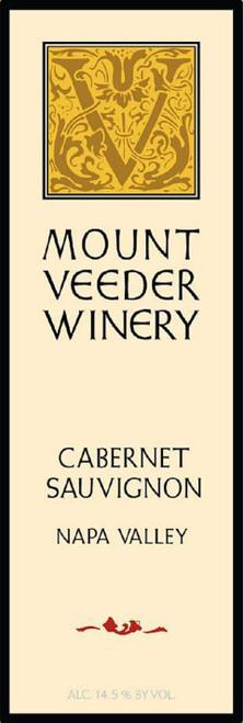 Mount Veeder Cabernet Sauvignon Napa Valley 2018