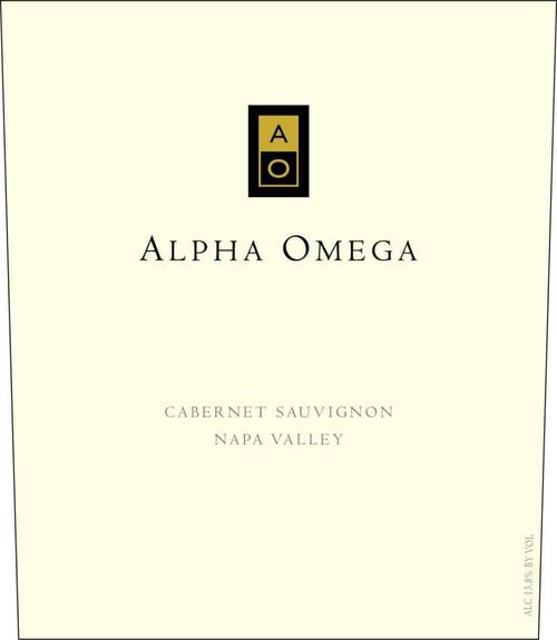 Alpha Omega Cabernet Sauvignon Napa Valley 2017